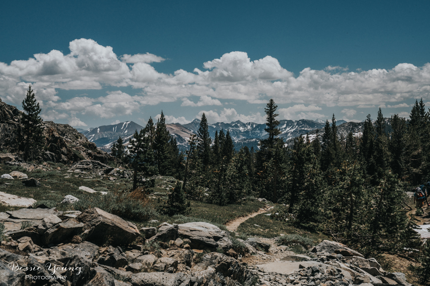 Ansel Adams Wilderness Backpacking day 2 2017 - Bessie Young Photography-7.jpg
