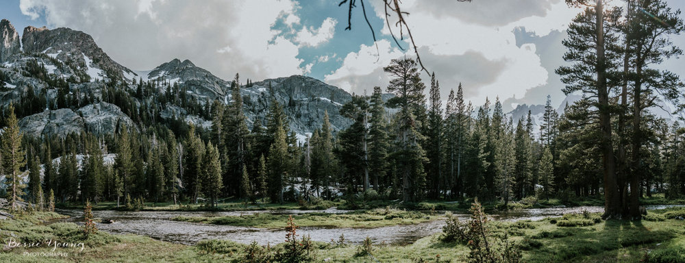 Ansel Adams Wilderness Backpacking day 1 2017 - Bessie Young Photography-12.jpg