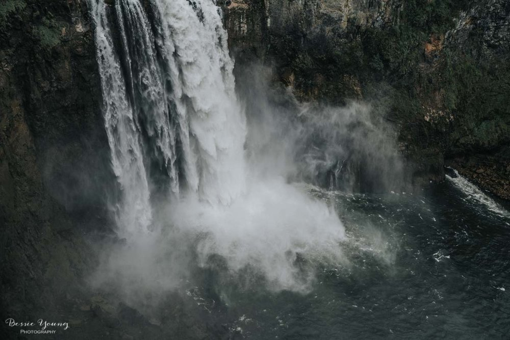 Snoqualmie Falls Washington by Bessie Young.jpg
