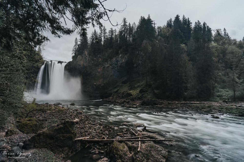 Snoqualmie Falls Washington by Bessie Young 5.jpg
