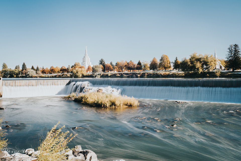 Idaho Falls, Idaho  Landscape Photography photographed by Bessie Young