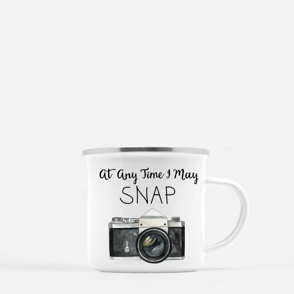 camp coffee mug at any time i may snap fine art photographs by