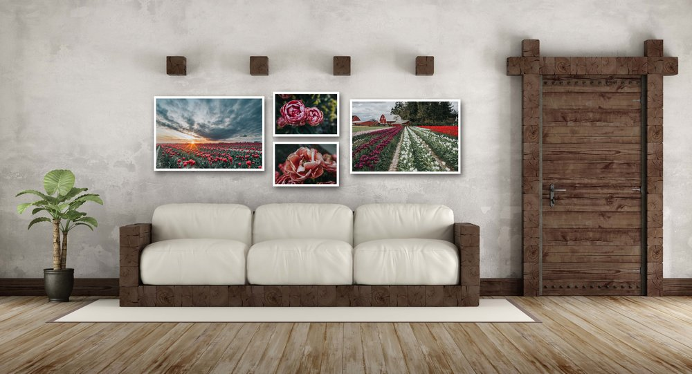 Landscape Prints - Fine Art Home Decor