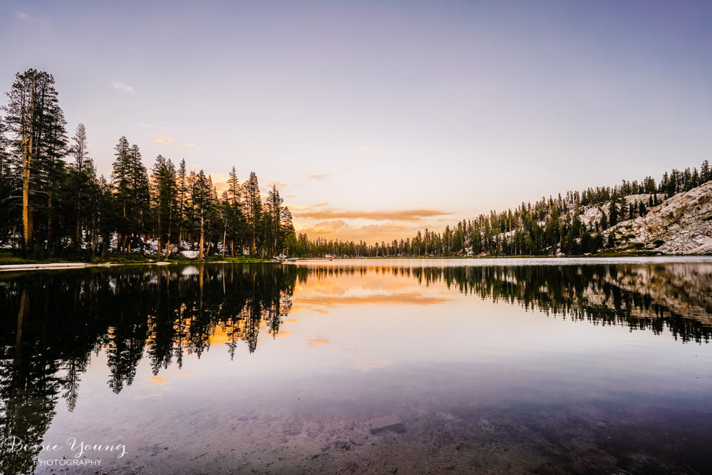 Backpacking Dinkey - Cliff Lake - 2018 - Bessie Young Photography-26.jpg