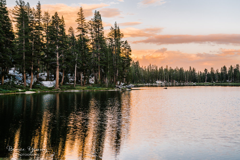 Backpacking Dinkey - Cliff Lake - 2018 - Bessie Young Photography-29.jpg