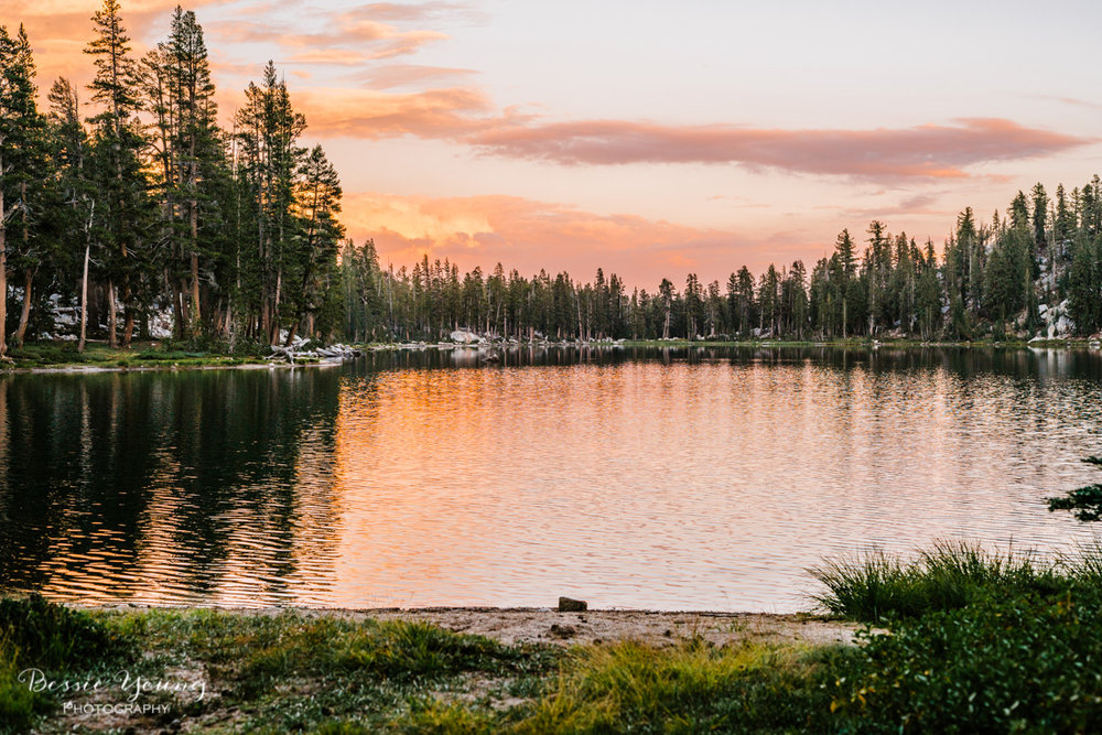 Backpacking Dinkey - Cliff Lake - 2018 - Bessie Young Photography-36.jpg