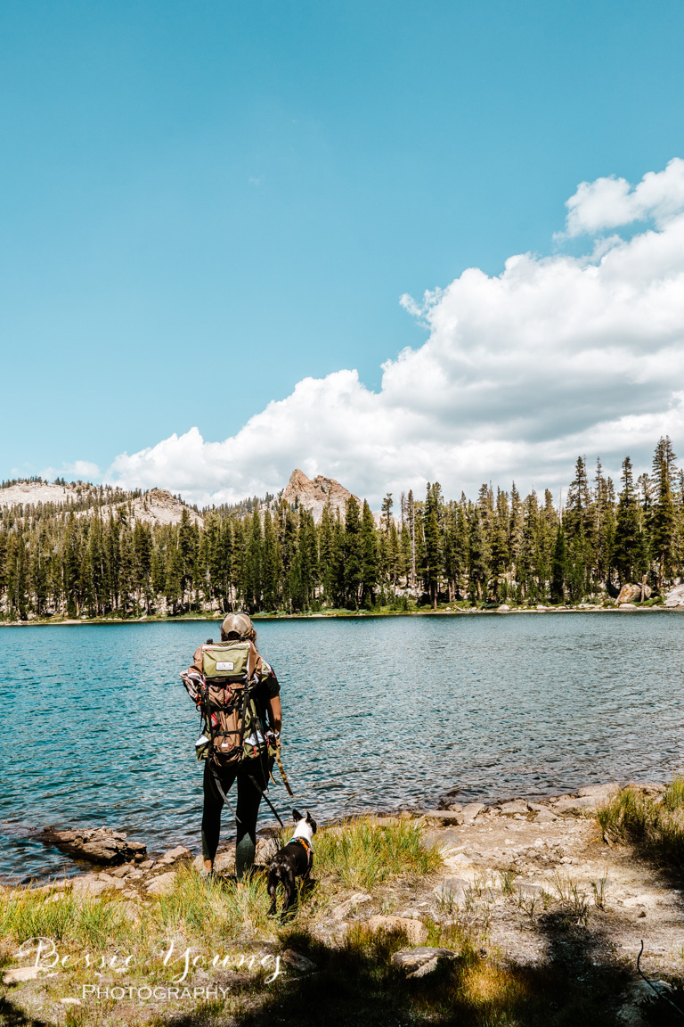 Backpacking Dinkey - Cliff Lake - 2018 - Bessie Young Photography-50.jpg