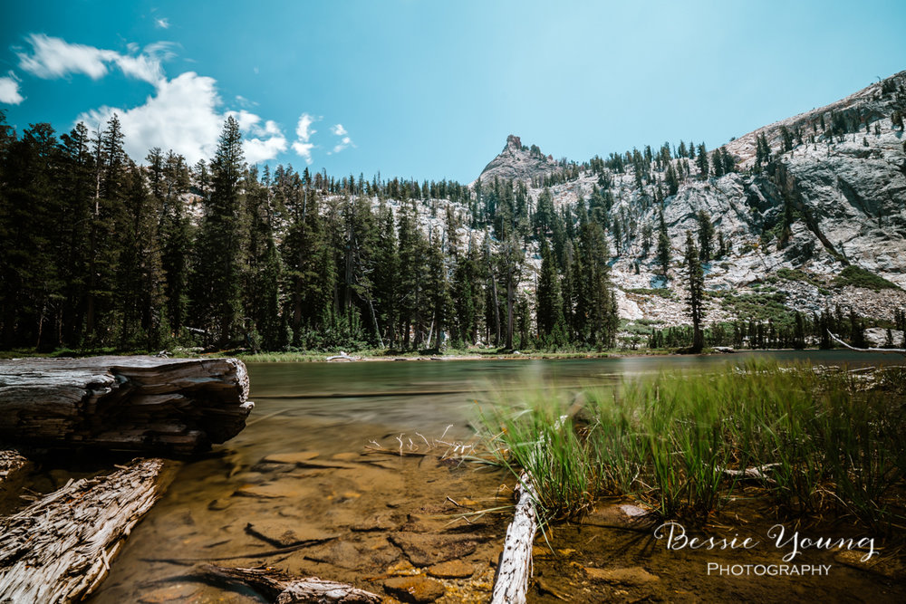 ND Filter vs No filter Landscape Photography Tips and tricks by Bessie Young Photography