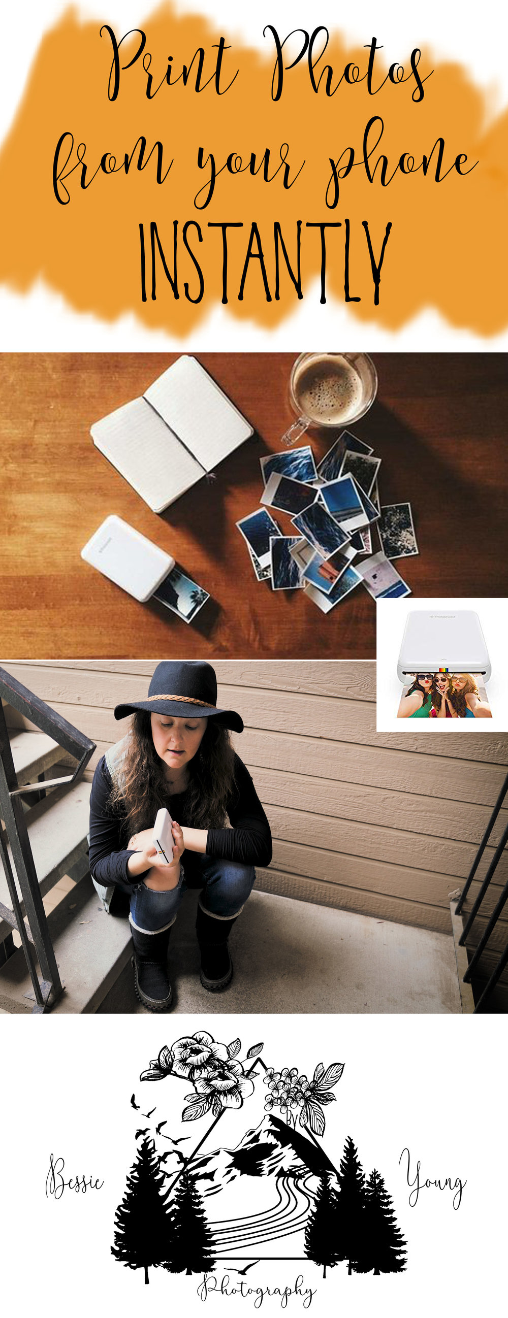 How to print photos from your phone instantly - print on location by Bessie Young Photography.jpg