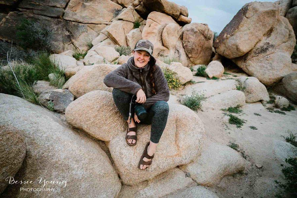 How To Take Flower Photos - Joshua Tree National Park