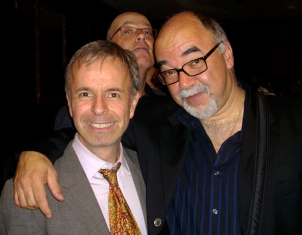 Bill Cunliffe - Peter Erskine - Bob