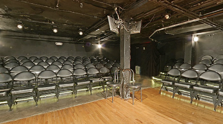 Check out the Theater -