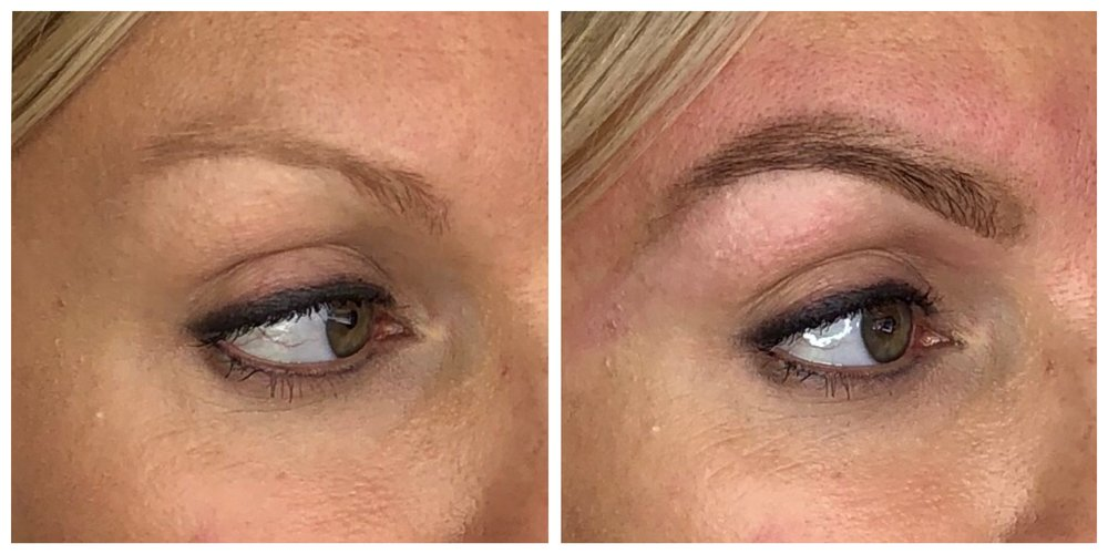 brow design & tint