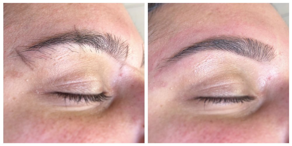 Brow map and design