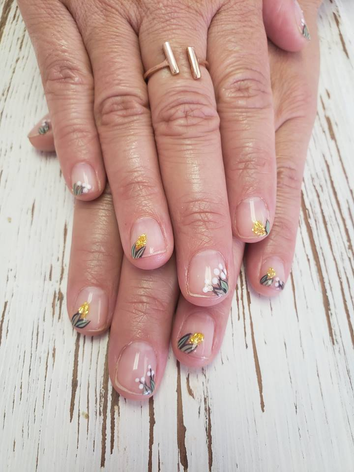 Saint Cloud FL natural nail art