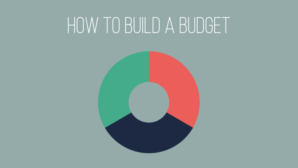 How to build a budget and why you should care
