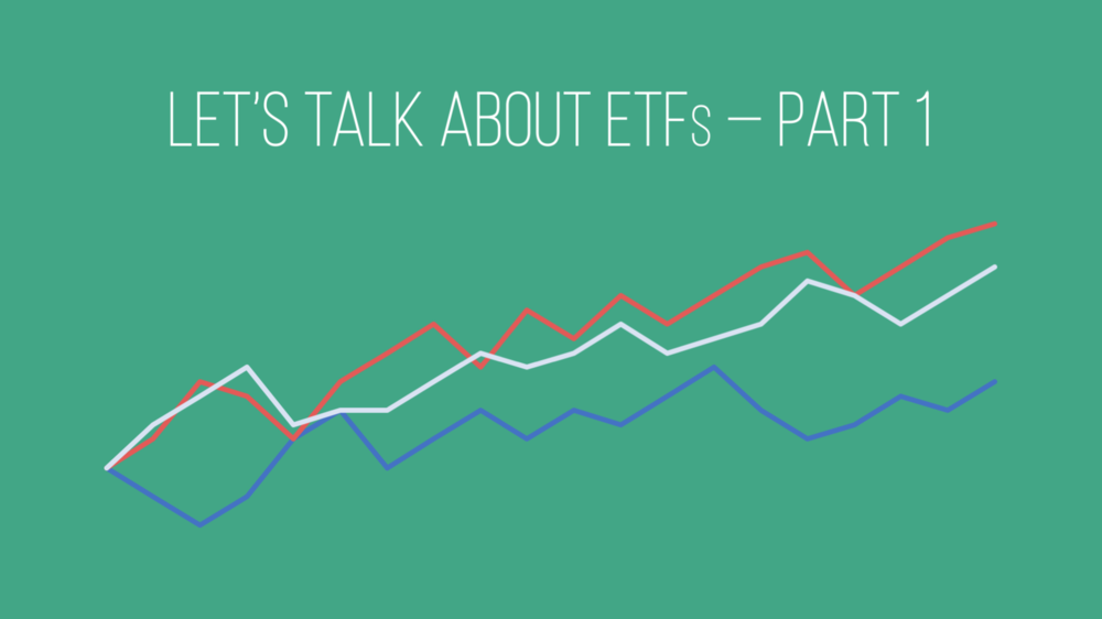 What you need to know about ETFs