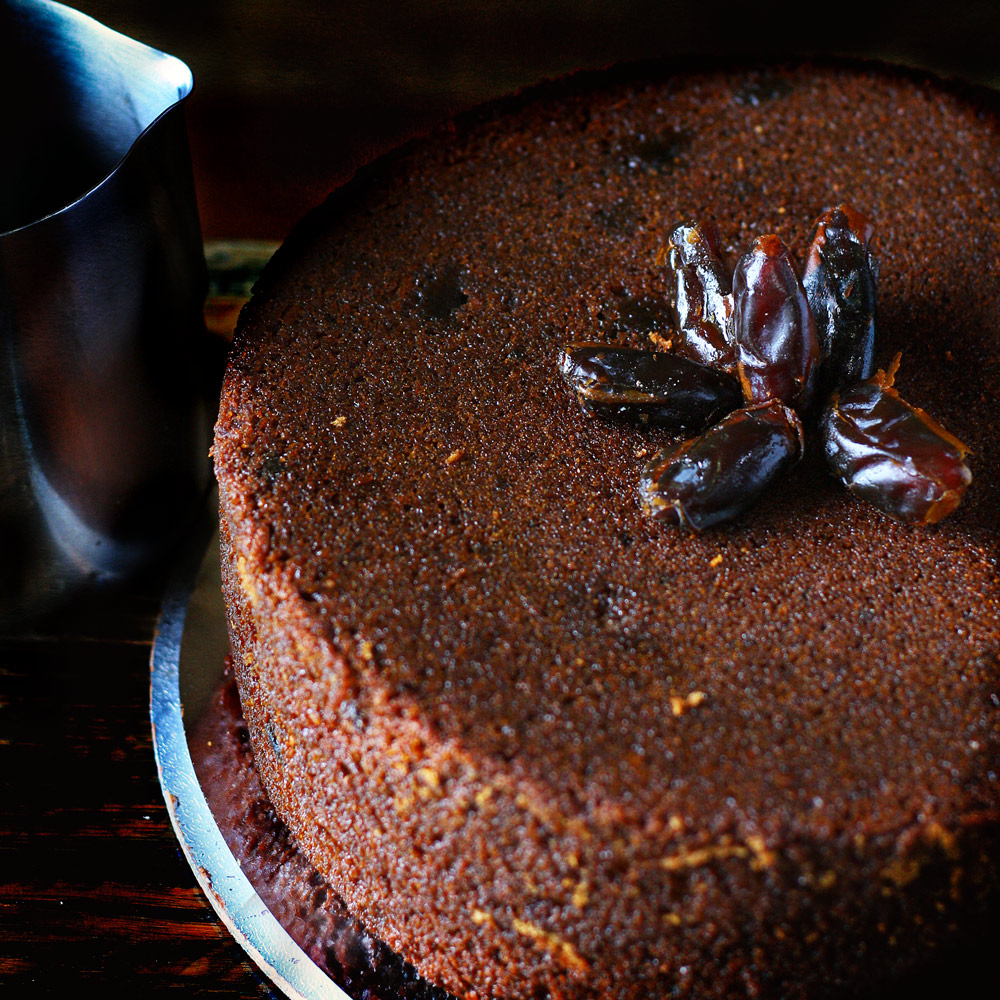 Sticky Date Pudding with Butter Scotch Sauce - Whole: $25.90 / Half: $14.50