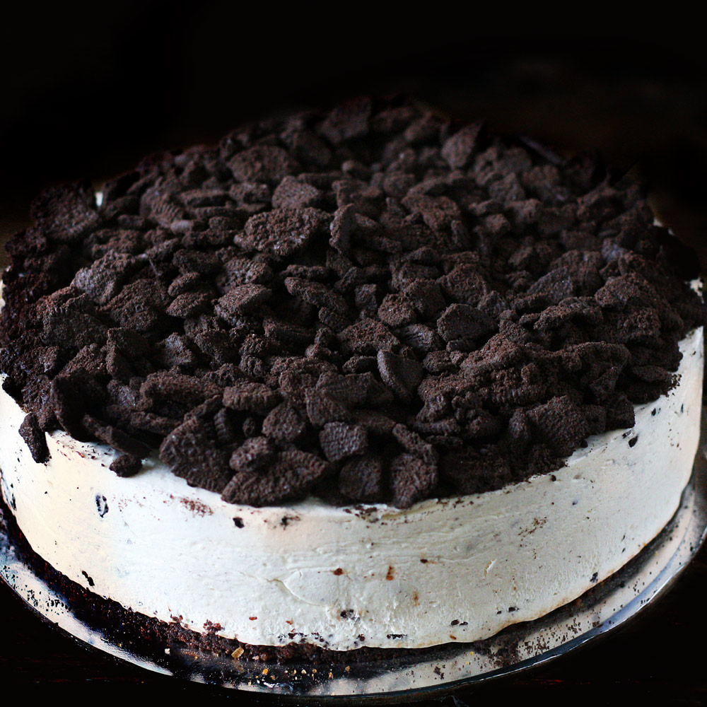 Cookies & Cream Chilled Cheesecake - Whole: $25.90 / Half: $14.50