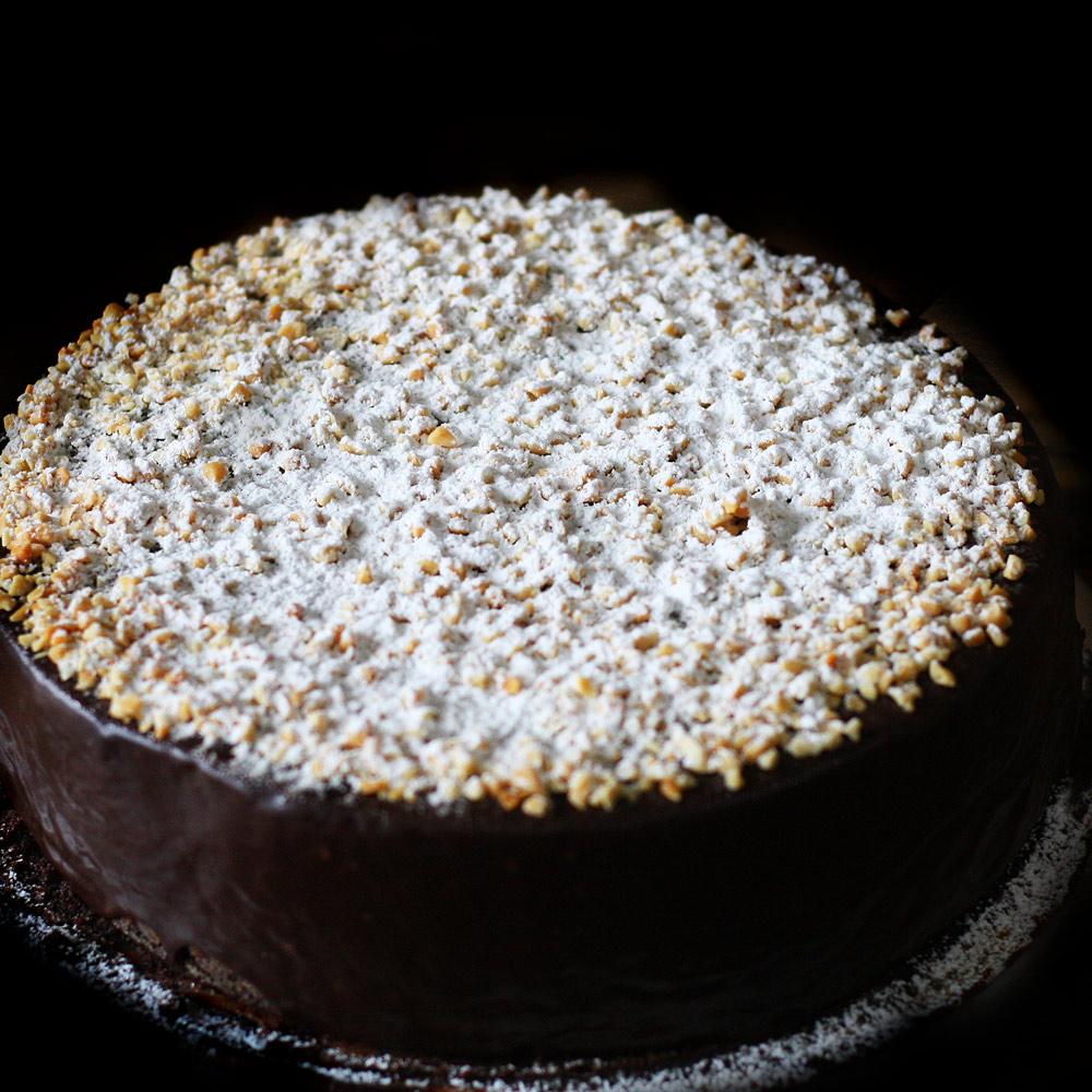 Mississippi Brownie Mud Cake - Whole: $25.90 / Half: $14.50