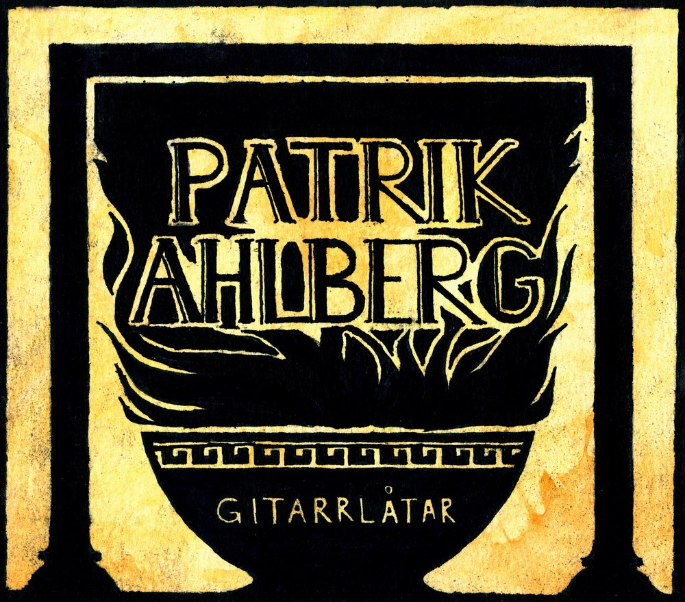 Gitarrlåtar (guitar tunes) is available for purchase through bandcamp! - Just click the headline or go to: https://patrikahlberg.bandcamp.com
