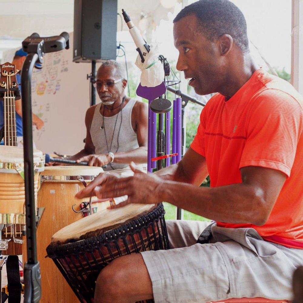 Jeff Jones - Co-Founder of Afro Flow Yoga
