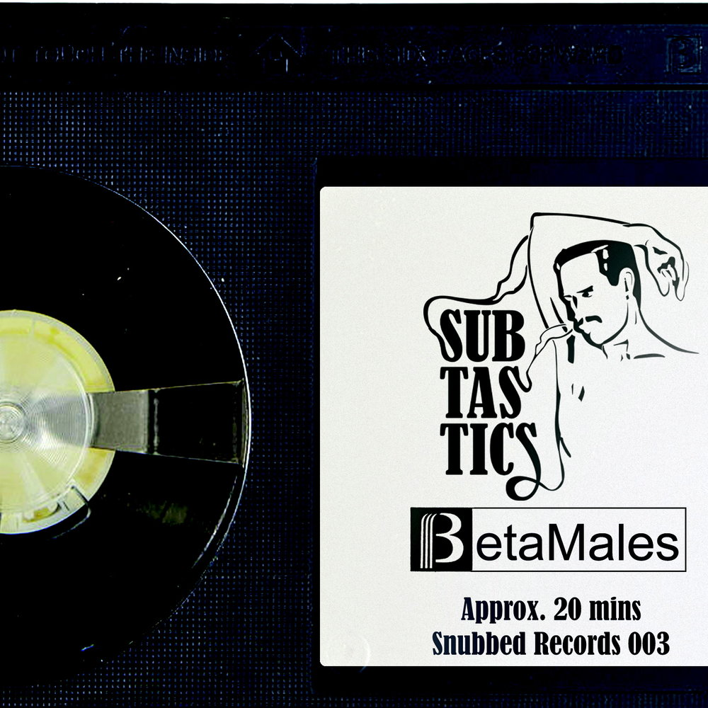 Subtastics 'BetaMales' - Latest EP from the Baltimore punk trio