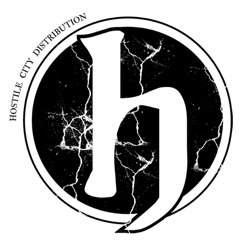 distributed by hostile city distro