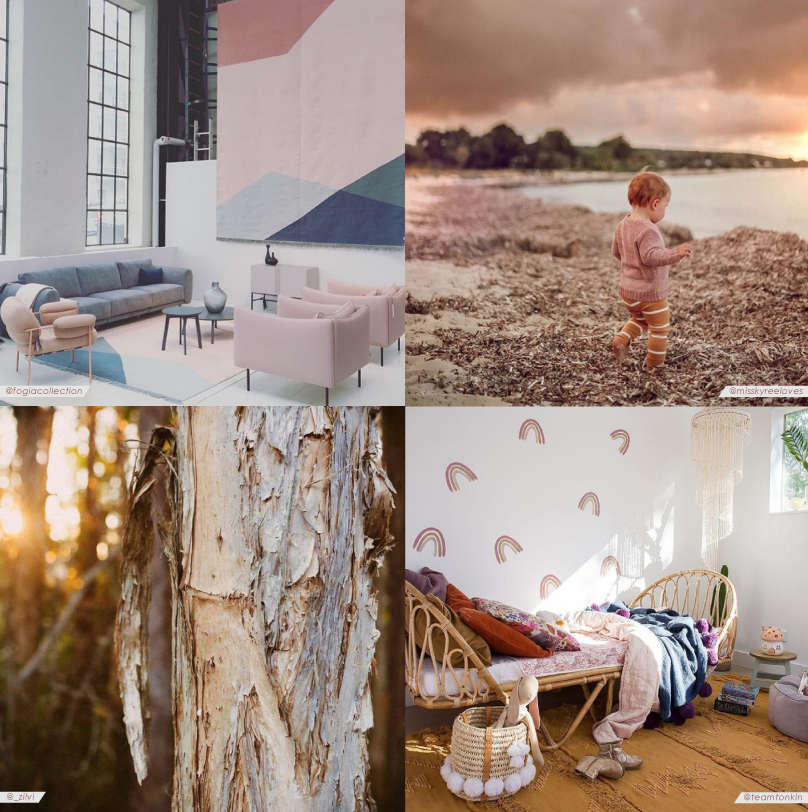 Gorgeous furniture design  @fogiacollection  , sweet, dusty hues in  @misskyreeloves  ' Insta pretties, the gorgeous  @_zilvi  does all things beautiful in wood and  @teamtonkin  styles the pretties dustiness you ever did see.