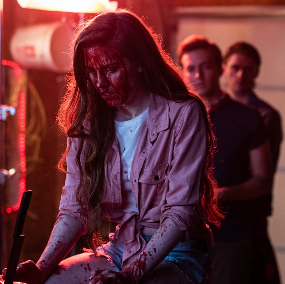 Horror Film Fun! - I had the amazing opportunity to play Daisy in the film Final Kill written by John Karsko and Directed Anthony Cousins. Stay tuned for updates on the film's premiere dates!PC: Richard F. Taylor