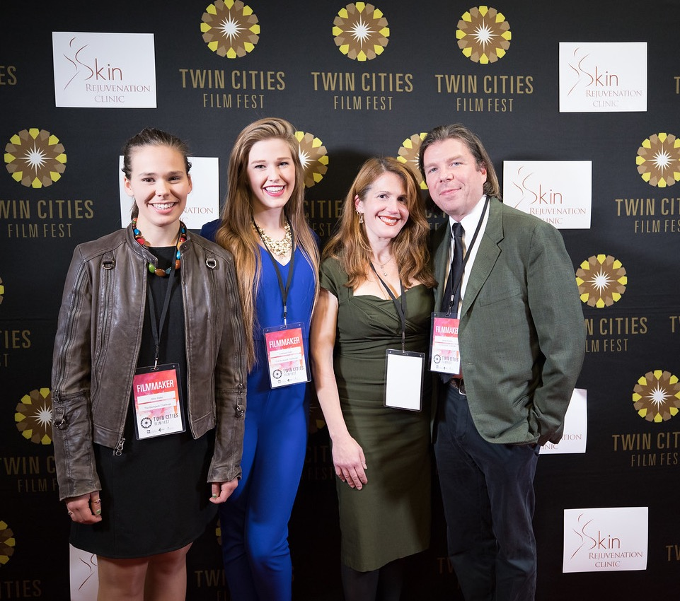 The Backpack Challenge in Twin Cities Film Fest! - YES! The Backpack Challenge made it into the short film block of the 2018 Twin Cities Film Festival. Only thing missing is our other talented Director/Writer Jeremy Strohm! Sending our love from across the pond all the way to Paris on this exciting night!
