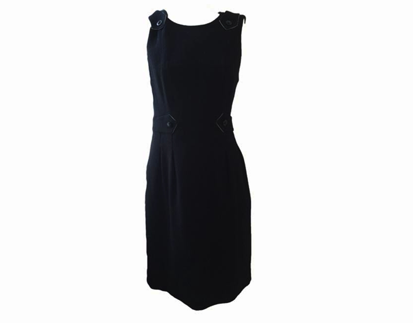 Chanel tank dress from 2009 Runway Collection. SOLD OUT.