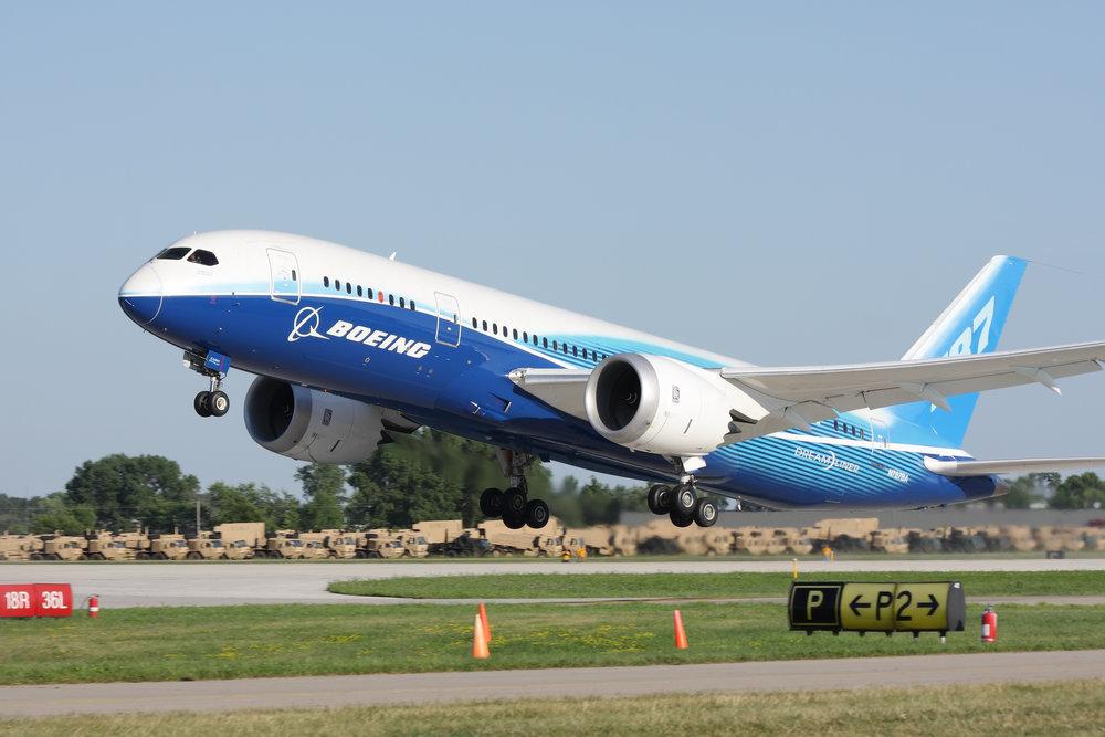 Boeing 787 - Dreamliner