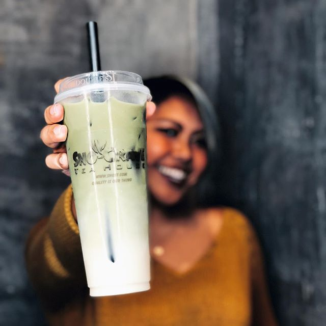 "Happy Cinco De Mayo, ""Greenchata"" will be prefect for today. . . 📸💇‍♀️👩‍🎨@iamfrancoisezhang . .. ... #snocravesf #cravedasno #cincodemayo"