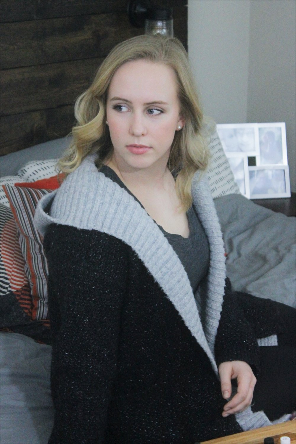 Cozy Weeknight | Nail Care Favorites | Work & What She Wore