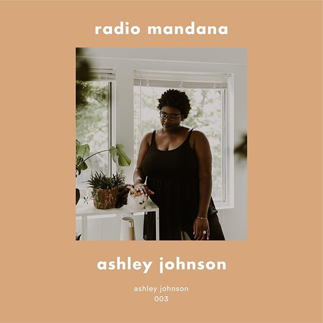 """radio mandana is back! And we're taking in the Spring home vibes at a jungalow apartment in Winston-Salem, North Carolina, where multidisciplinary artist, """"domestic hero,"""" and taco aficionado, Ashley Johnson, lives amongst an organized array of modern and thrifted pieces, statement art, and, of course, plant babies.  Listen to her mix and read her story at the link in bio. ✨ And don't miss our collaboration with the talented @hiaj on May 24th, when we drop the limited collection of pillows. . . . . . . . #mandanablvd #mandanamood #ashleyjohnson #hiaj #homevibes #homemix #playlist #mix #musicathome #radiomandana #apartmentvibes #apartmentliving #apartmenttherapy #apartmentdecor #homeliving #vintagemeetsmodern #myeclectichome #myeclecticmix #winstonsalem #northcarolina #artist #styleathome #vintagestore #vintage"""