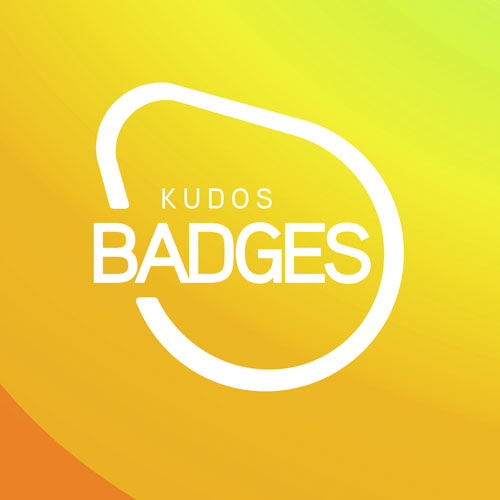 badges kudos suite