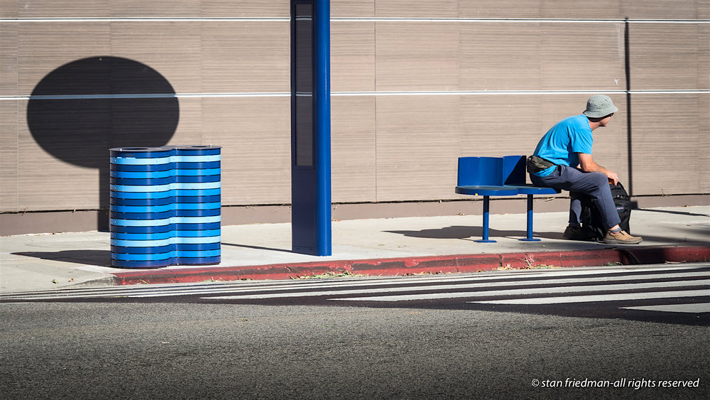 Blue Bus Line