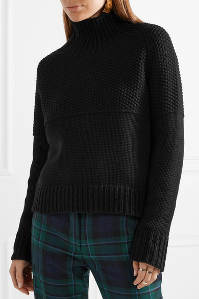 Burberry ribbed turtleneck