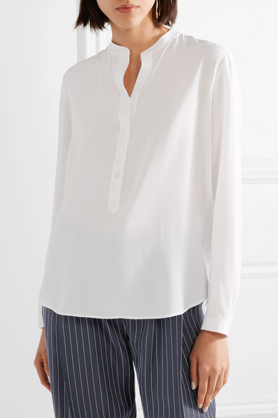 Stella McCartney eva silk blouse
