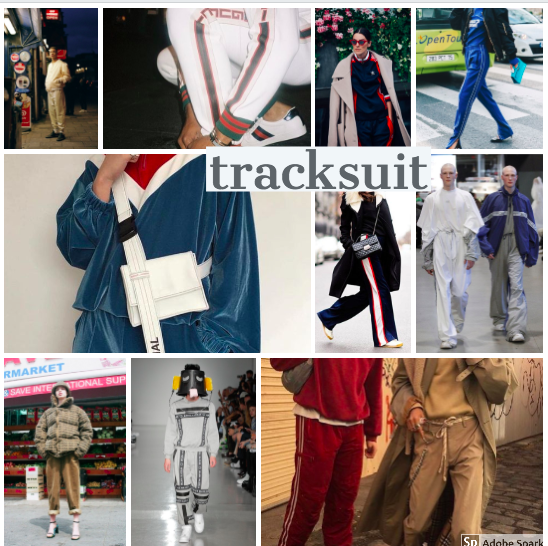 tracksuit editorial