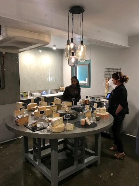 The Cheese Vault at Fromage Artisan