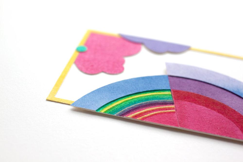 Rainbow Rift (detail)