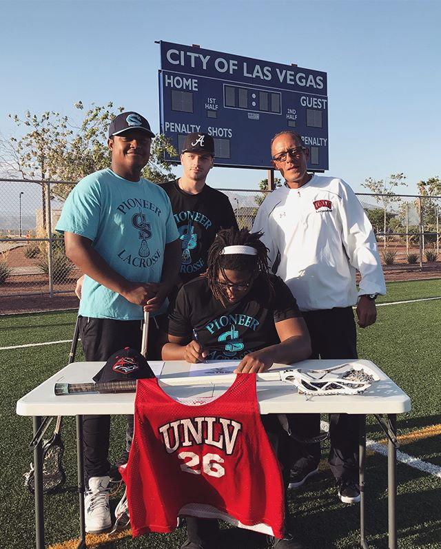 Lots of commitments to UNLV recently! If you are interested in playing this fall, let us know soon!