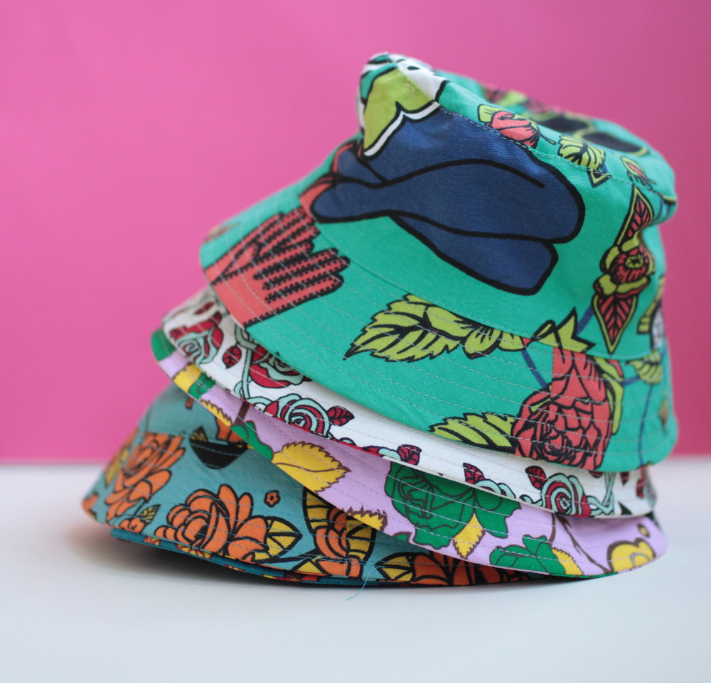 hats and more -