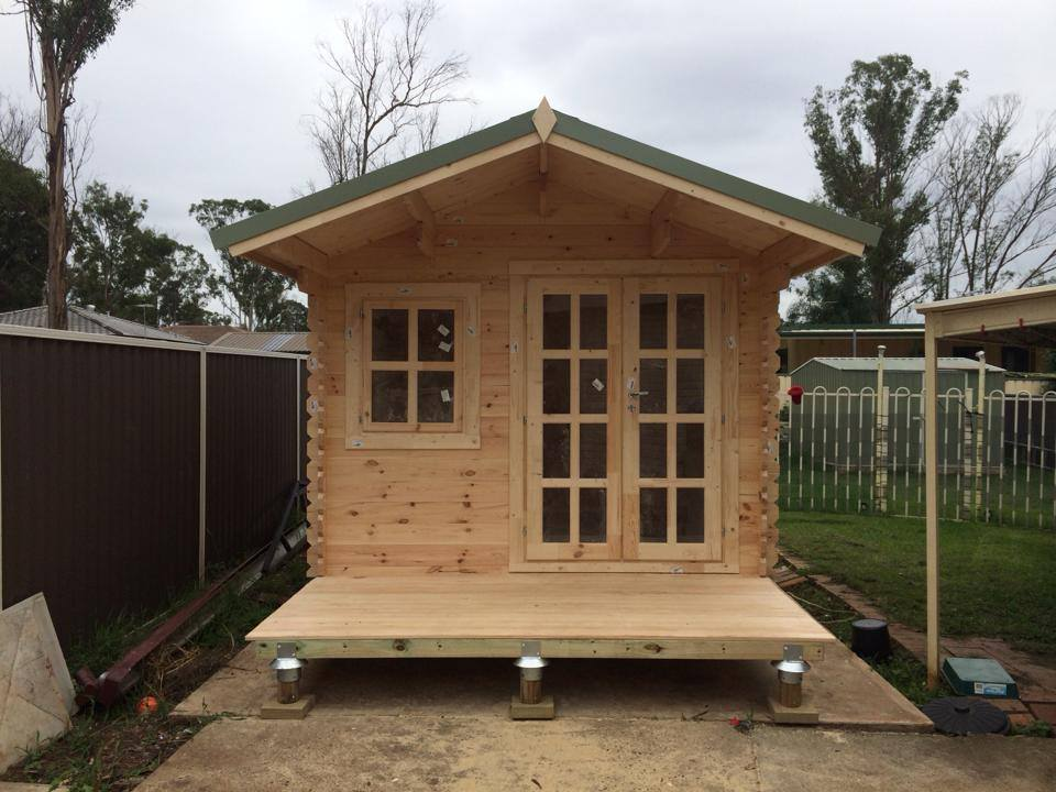 Charmant Cabin Kits Galore