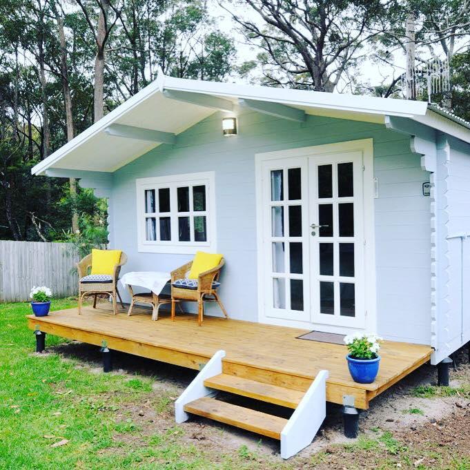 Backyard Cabins Sydney
