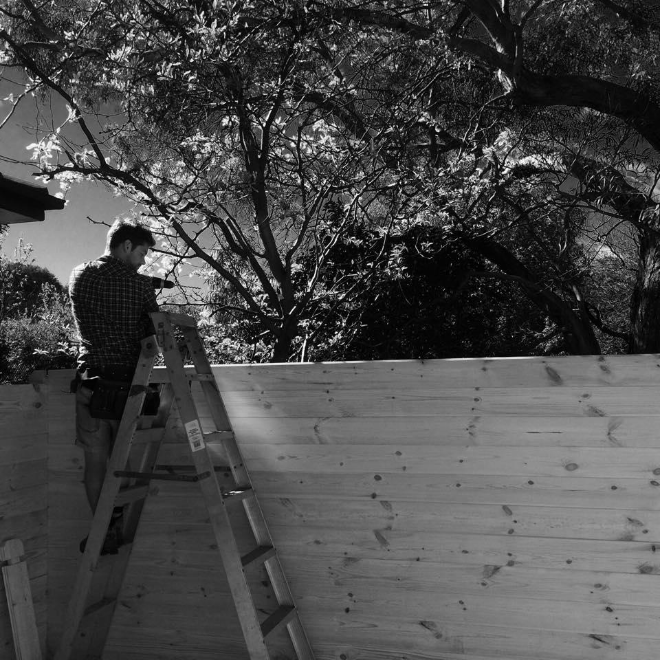 Backyard cabin installations sydney