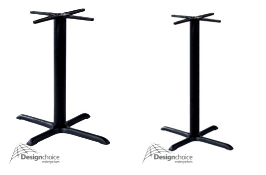 Monaco   Dining Height  $100 inc.GST completely assembled  Bar Height  $150 inc.GST completely assembled  Heavy Duty Cast Iron with design choice pivoting adjustable feet