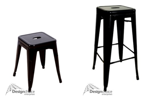 Industrial   Ottoman  $75 inc.GST   Stool  $125 inc.GST  Stacking Quaint Essential